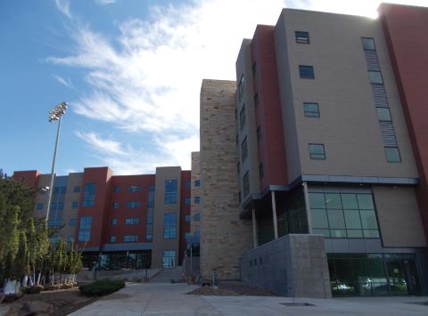 The Donna Garff Marriott Honors Residential Scholars