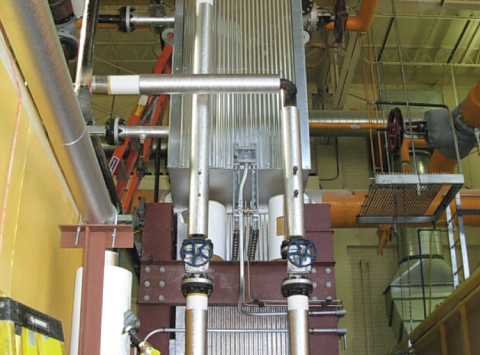 Weber State University Central Boiler Plant Renovation | WHW Engineering